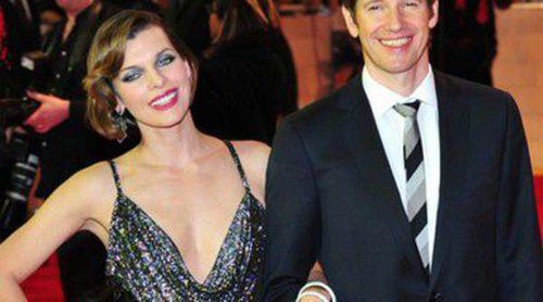Milla Jovovich y Paul W.S. Anderson serán padres por segunda vez