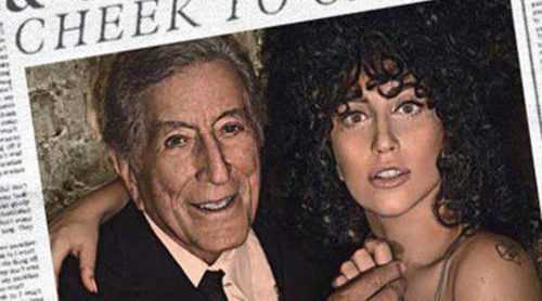 Lady Gaga y Tony Bennett desvelan los principales detalles de su primer disco juntos: 'Cheek to Cheek'