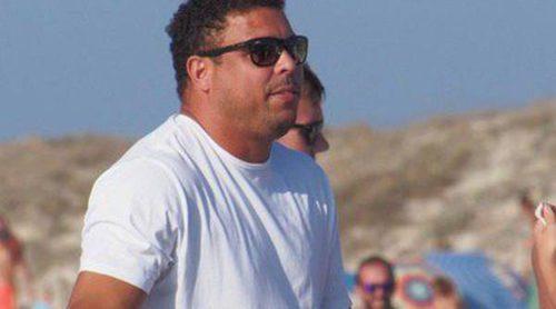Ronaldo y Paula Morais siguen disfrutando del verano en Formentera