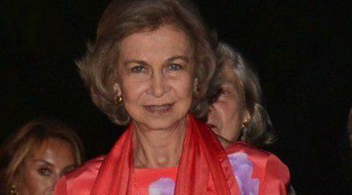 La Reina Sofía asiste al recital solidario de Ainhoa Arteta en Mallorca