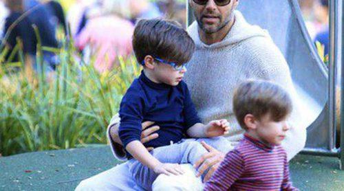 Ricky Martin adelanta que adoptará a una niña el año que viene