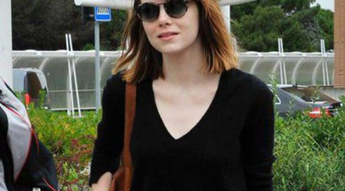 Emma Stone y Andrew Garfield se reencuentran en el Festival de Venecia 2014