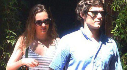 Leighton Meester y Adam Brody pasean sus primeros meses de matrimonio por California