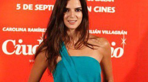 Clara Lago y Asier Etxeandía apoyan a Ingrid Rubio y Julián Villagrán en el estreno de 'Ciudad Delirio'