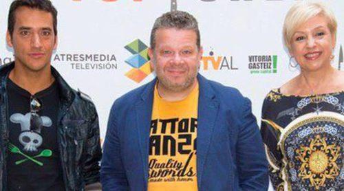 Alberto Chicote:'En 'Top Chef 2' hemos tenido que expulsar a gente que había hecho un buen trabajo'