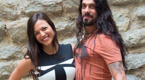 Elisa Mouliaá y Rash combinan amor y trabajo en el FesTVal 2014 con la presentación de 'Cielo con diamantes'