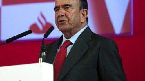 Muere Emilio Botín a los 79 años a causa de un infarto