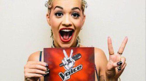 Rita Ora completa el jurado de 'The Voice UK' junto a Tom Jones, Will.i.am y Ricky Wilson