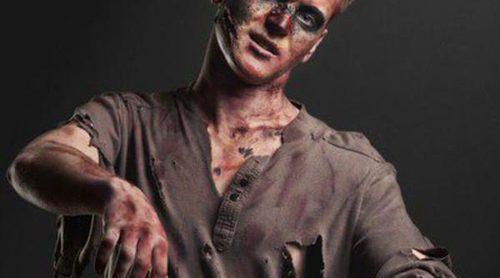 Paso a paso: disfraz de zombi para Halloween