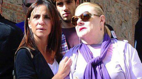 Clara Lago, Melani Olivares, Pilar Bardem y Aitana Sánchez Gijón se manifiestan contra la Ley Lasalle