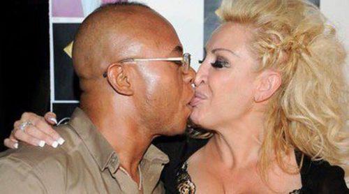 Raquel Mosquera y su novio Isi, ¿boda a la vista?