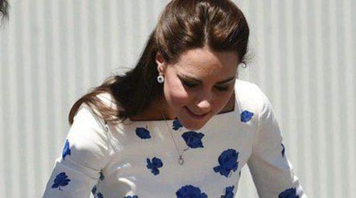 Kate Middleton se instala en casa de sus padres para sobrellevar la hiperémesis gravídica causada por su embarazo