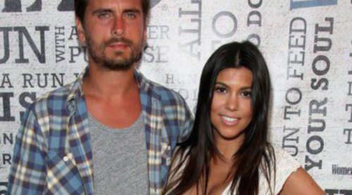 Kourtney Kardashian pasea su embarazo junto a Scott Disick por Los Ángeles