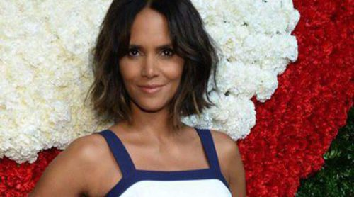 Halle Berry, Blake Lively, Chanel Iman y Jaime King asisten a los Golden Heart 2014