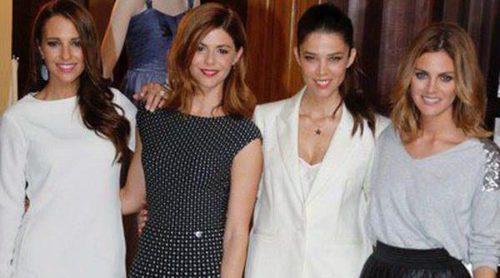 Paula Echevarría, Amaia Salamanca, Peter Vives y Manuela Velasco presentan la segunda temporada de 'Velvet'