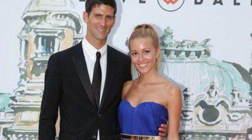 Novak Djokovic y Jelena Ristic, padres de un bebé al que han llamado Stefan