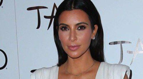 Kim Kardashian celebra su 34 cumpleaños con Kanye West y Khloe Kardashian en Las Vegas