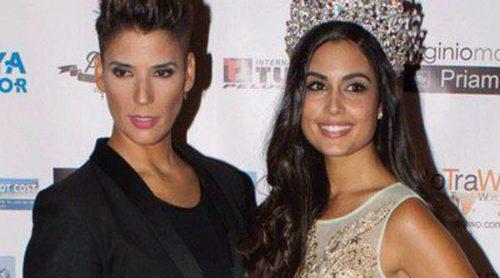 Patricia Yurena y Vanesa Klein unen amor y trabajo en la gala Miss Universo España 2014
