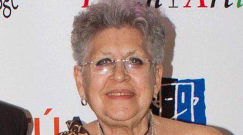 Pilar Bardem recibe el Premio Latin Artis por su defensa de los derechos de los actores