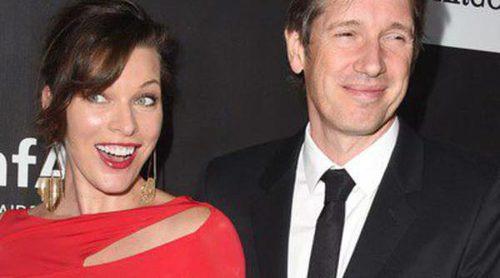 Milla Jovovich anuncia que el bebé que espera con Paul W.S. Anderson es una niña