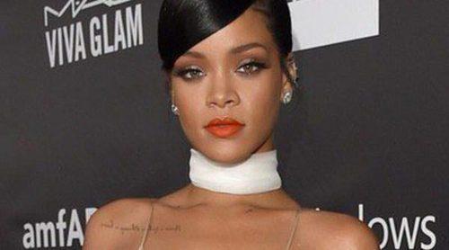 Rihanna, Miley Cyrus y Lea Michele rinden homenaje a Tom Ford en la gala AmfAR Inspiration 2014