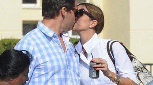 Luis Alfonso de Borbón y Margarita Vargas derrochan pasión días antes de cumplir 10 años de casados
