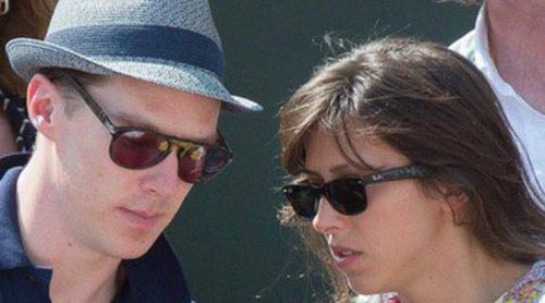 Benedict Cumberbatch anuncia su boda con Sophie Hunter