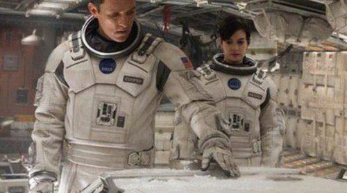 Matthew McConaughey y Anne Hathaway, caras principales de 'Interstellar', gran estreno de  la semana en cines
