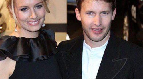James Blunt y Sofia Wellesley reaparecen tras su boda