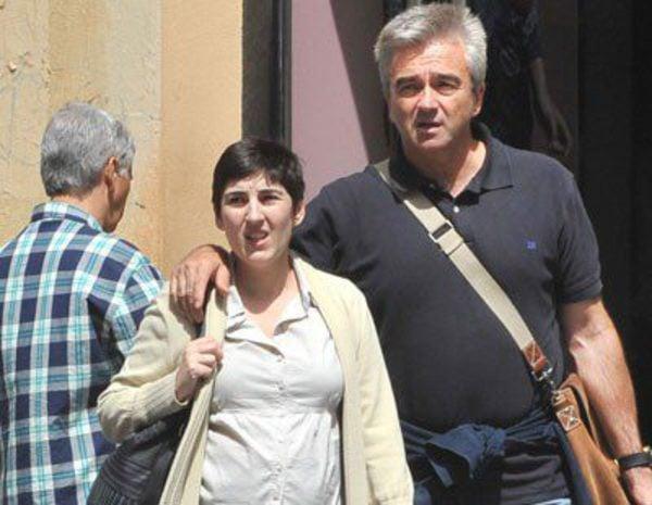 Carles francino se casa con gema mu oz tras nueve a os de for Cadena ser carles francino