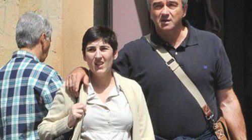 Carles Francino se casa con Gema Muñoz tras nueve años de relación y dos hijos en común