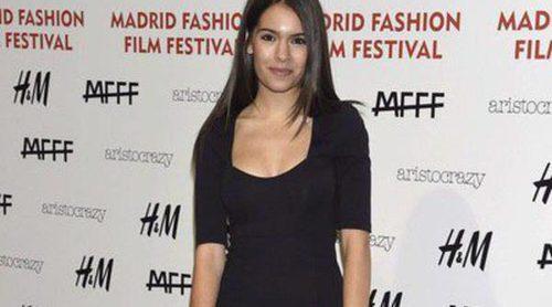 Claudia Traisac: 'Josh Hutcherson me ha ayudado mucho en el rodaje de 'Escobar' y me ha tratado muy bien'