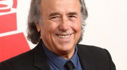 Pablo Alborán, Natalia Jiménez y Juanes honran a Joan Manuel Serrat como Persona del Año 2014