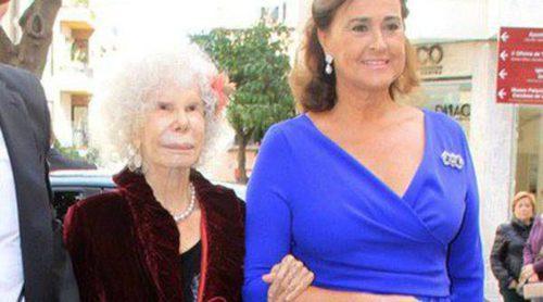 Carmen Tello tras la muerte de la Duquesa de Alba: 'He tenido la gran suerte de conocer a una gran mujer'