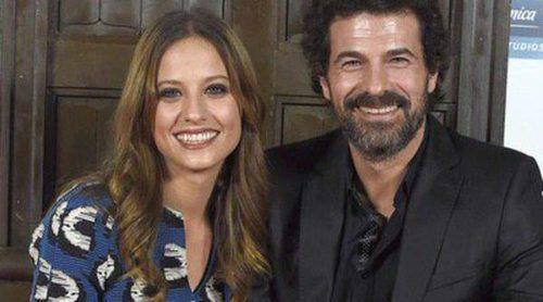 Michelle Jenner y Rodolfo Sancho presentan por todo lo alto el último capítulo de 'Isabel'