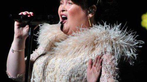 Susan Boyle se echa su primer novio a los 53 años
