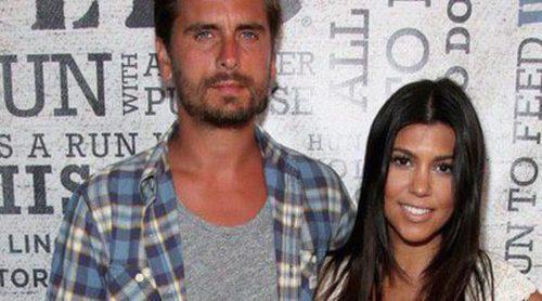 Kourtney Kardashian y Scott Disick se reconcilian con una cena romántica