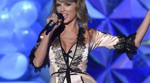 Taylor Swift, Lilly Allen, Olivia Palermo... los famosos acuden a los desfiles de Chanel y Victoria's Secret