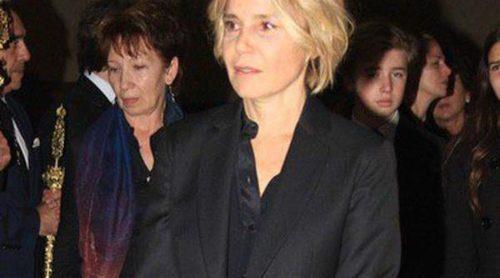 Eugenia Martínez de Irujo desmiente que los Alba tengan mala relación con Carmen Tello