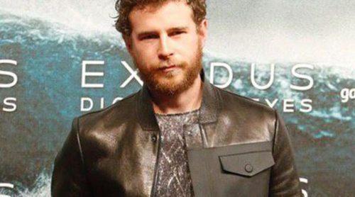 Álvaro Cervantes y Úrsula Corberó arropan a María Valverde y Christian Bale en el estreno de 'Exodus'