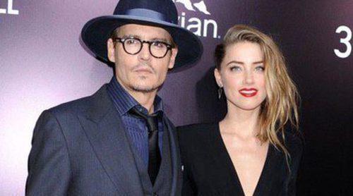 Johnny Depp y Amber Heard podrían estar a punto de romper su relación