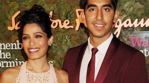 Los actores de 'Slumdog Millionaire' Freida Pinto y Dev Patel rompen tras seis años de noviazgo