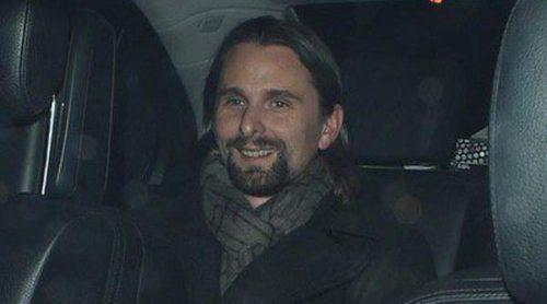 Matt Bellamy, de fiesta por Londres tras su ruptura con Kate Hudson