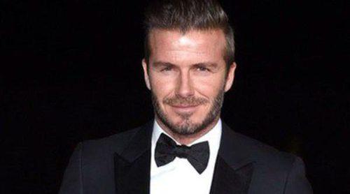 Carlos de Inglaterra, David Beckham y Katherine Jenkins asisten a los Military Awards 2014