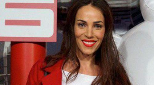 Nerea Garmendia, Jesús Olmedo, Eva Hache y Gonzalo Ramos asisten al estreno de 'Big Hero 6' en Madrid