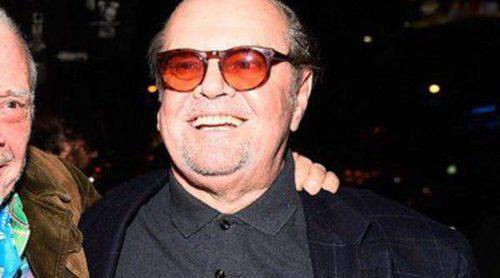 Jack Nicholson acude a una exposición fotográfica en Los Angeles tras publicarse que padece Alzheimer