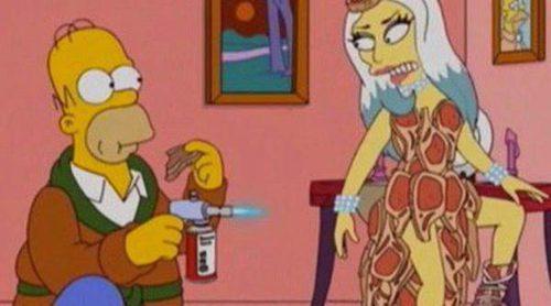 'Los Simpson': los mejores cameos de famosos