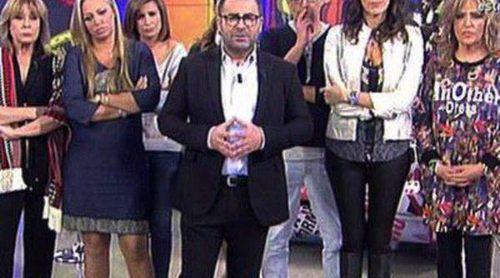 Jorge Javier Vázquez tras el ultimátum a 'Sálvame': 'Si un día nos vamos que no sea porque se decida en un despacho'