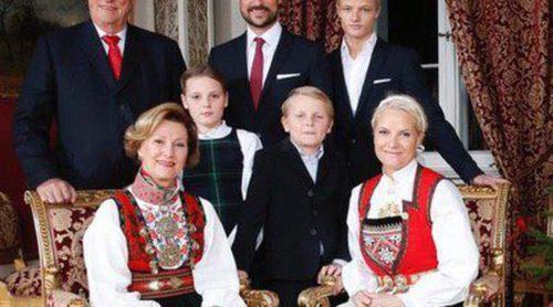 Conciertos, posados y postales: La realeza europea empieza a celebrar la Navidad 2014