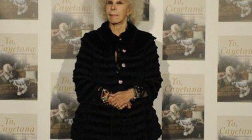La primera Navidad sin la Duquesa de Alba: Así era la Nochebuena en el Palacio de Liria